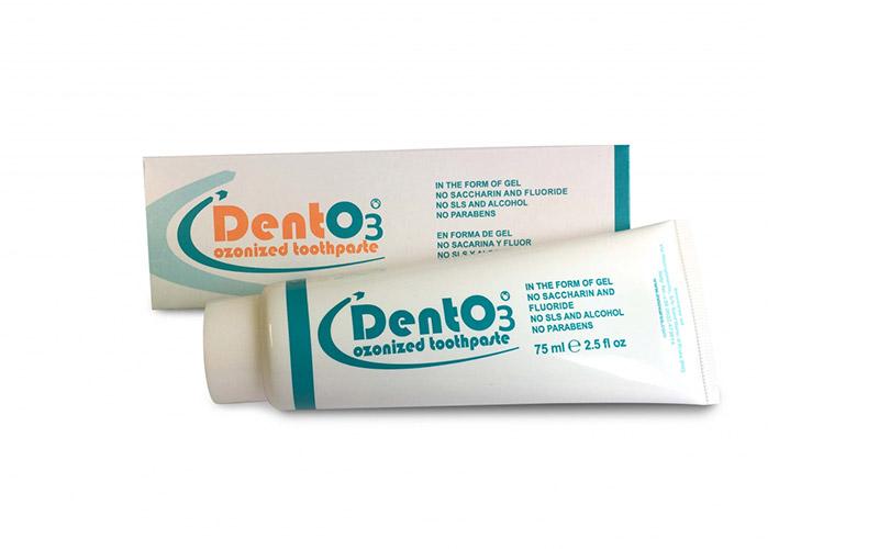 Dento3 ® Dentifricio all'Ozono