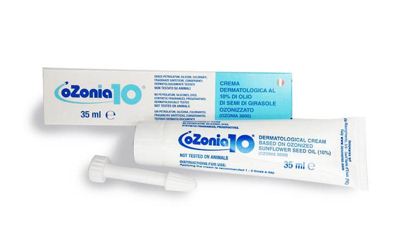 Ozonia 10 ® Crema all'Ozono