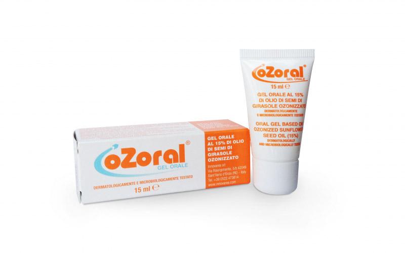Ozoral ® Gel orale all'Ozono